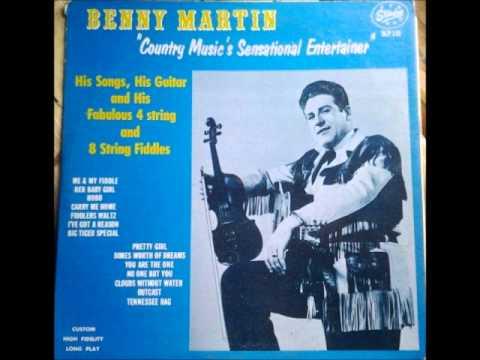 Benny Martin  - Carry Me Home (1961)