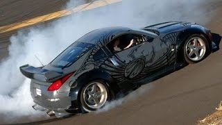 NFSU2 - How To Make The Tokyo Drift 350z