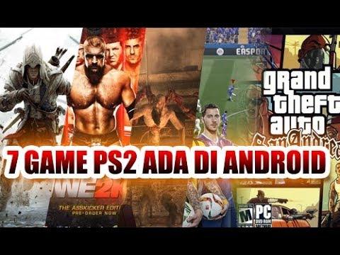 7 GAME PLAYSTATION 2/ PS2 TERBAIK  YANG BISA DIMAINKAN DI ANDROID OFFLINE