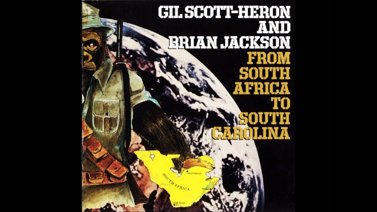Gil Scott Heron Brian Jackson Midnight Band The First Minute Of A New Day