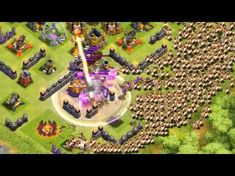 BARBARIAN ATTACK - CLASH OF CLANS