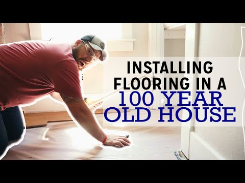 How To Install Engineered Hardwood Flooring | Home Renovation