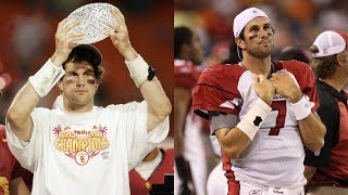 10 NFL Quarterbacks that were SUPPOSED TO BE the Next Big Thing... But FLOPPED