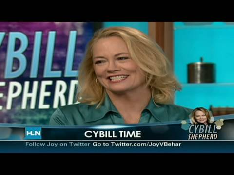 HLN:  Cybill Shepherd's 'Moonlighting' days
