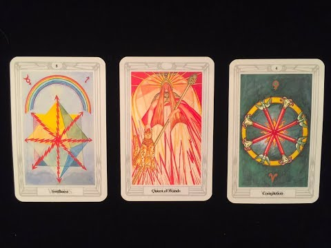 Daily Tarot Reading for October 7, 2017 ** Fire Energy Rules! ** Magnetic Tarot