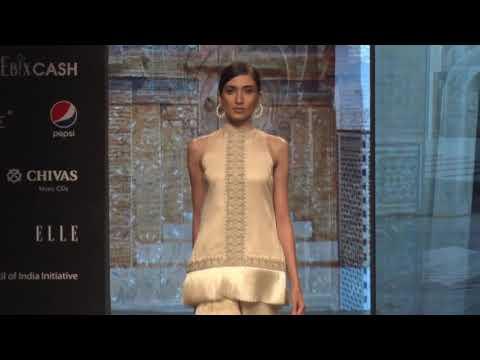 BHUMIKA SHARMA Spring Summer 2020 - India Fashion Week | Full Fashion Show | Haute Life