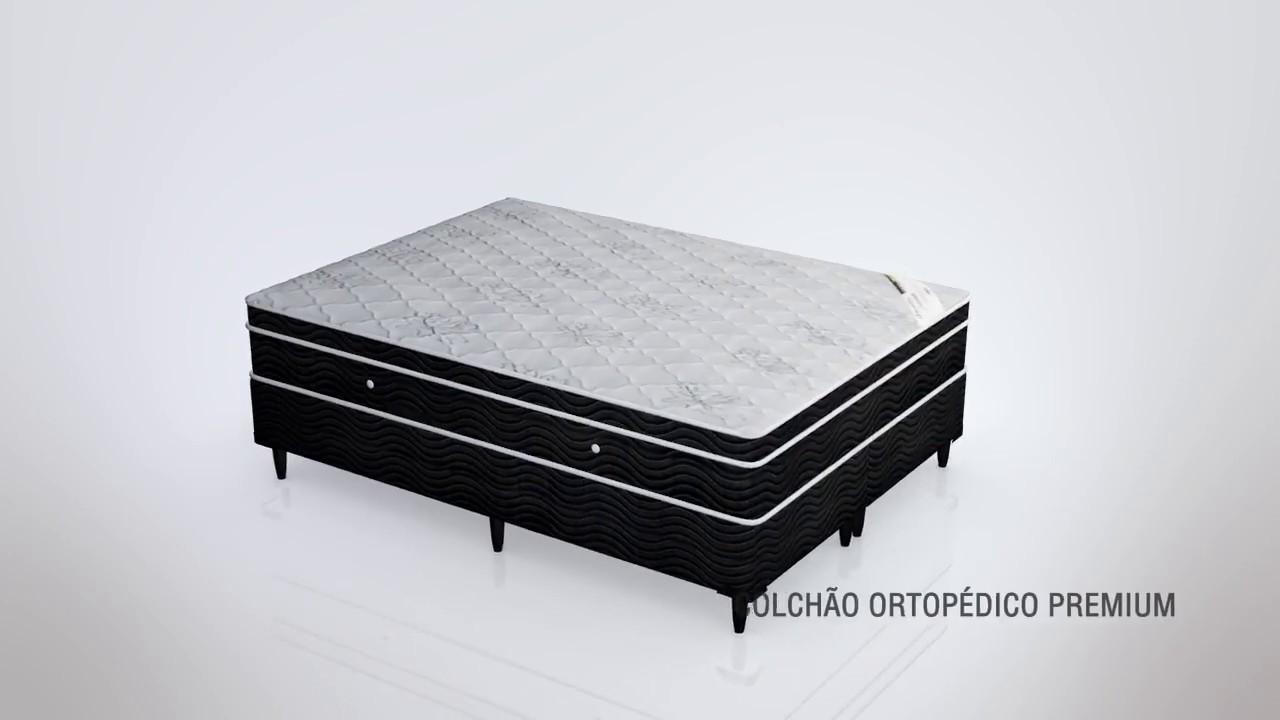 c07057109e Ortobom - Colchão Ortopédico Premium - Ortobom