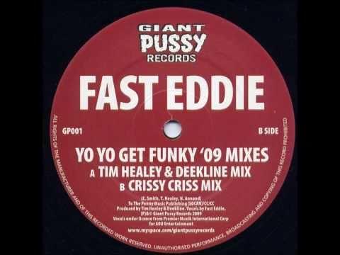 Fast Eddie, Yo Yo Get Funky - 1988