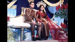 Selamat pengantin baru, Dyana Sofya'