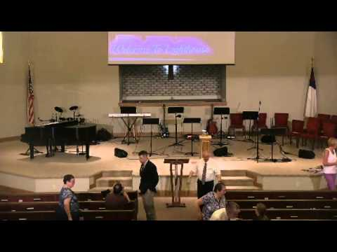 Lighthouse Service  6-7-15
