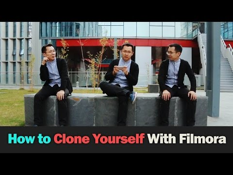 how-to-clone-yourself-with-filmora-|tutorial