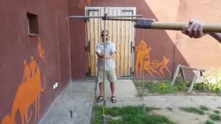 SPECIÁL ABC Experimentální archeologie: Jak se zaměřuje gromou