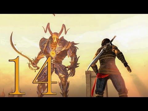 Malik Boss Fight (Malik Transforming) - Prince of Persia: The Forgotten Sands - Part 14