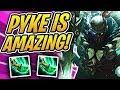 ⭐⭐⭐ 3 STAR PYKE IS AMAZING!  | Pyke + Shojin is Broken?! | TFT | Teamfight Tactics | LoL Auto Chess