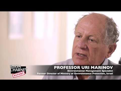 Uri Marniov and Tzipi Livni   Charney Report