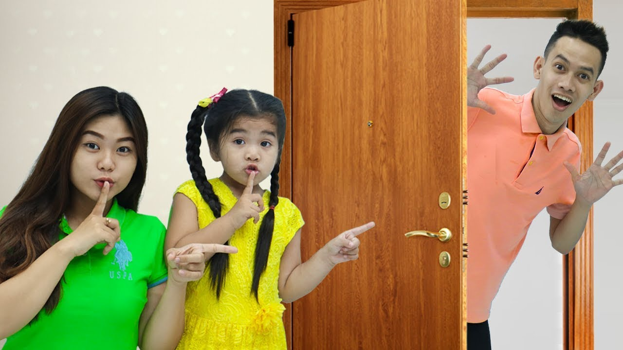 Download Peek a Boo Song  Suri Pretend play w Fun Nursery Rhymes Sing Along Songs Family Fun