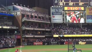 GREG CONNELL LONGHAUL BOMBER TOUR 7 17 10 PETCO PARK.mp4