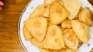 Без дрожжей и разрыхлителя Простой рецепт Теста для пирожков с картошкой