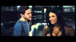 Genesis Rodriguez Clips (Man on a Ledge)