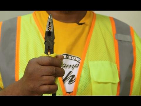 Job Tip - Klein Tools All-Purpose Pliers