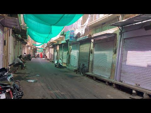 भाजपा ने निकाला था आदेश कांग्रेस सरकार ने किया रद्द, जनता ने करवाया बाड़मेर बंद।