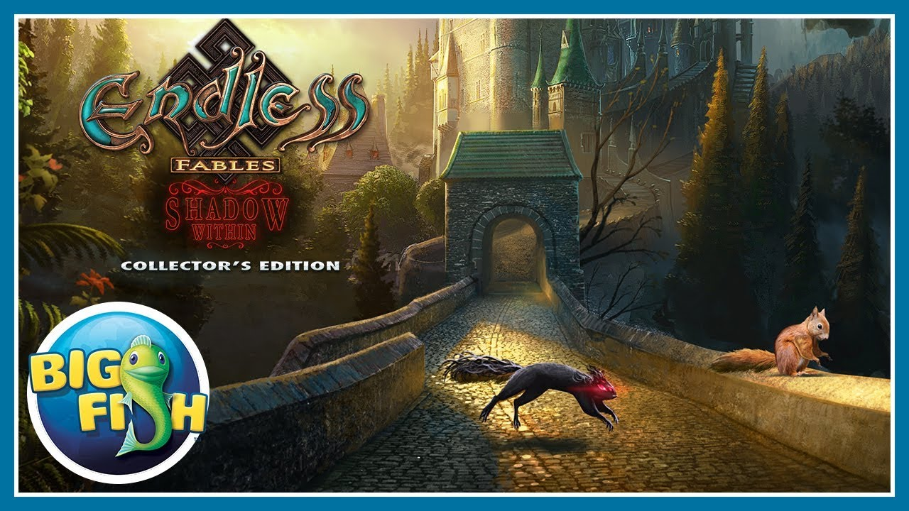 Endless Fables: Shadow Within Collector's Edition > iPad, iPhone