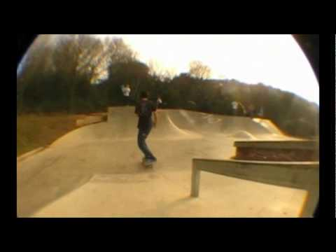 Our first Ilfracombe Skatepark Edit