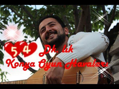 54 Dk Lik Konya Oyun Havalari 15 Parca Mustafa Can