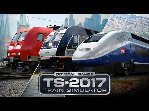 Train Simulator 2017 official trailer