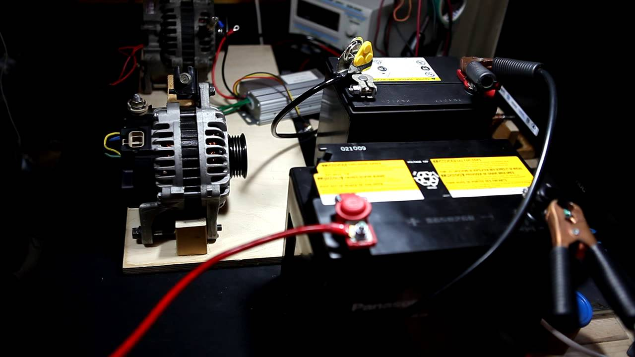 12 Volts Two 24 Volt In A Car Battery Connections Youtube Wiring