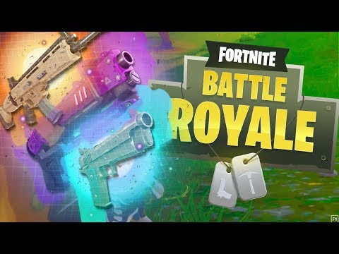 RAINBOW CHALLENGE! (Fortnite Battle Royale)