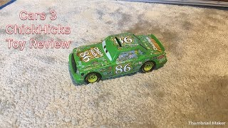 Cars 3 Chick Hicks Toy Review