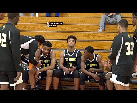 Indianapolis Howe Highlights In Win @ Washington TofC! 4 Players Scored 18+