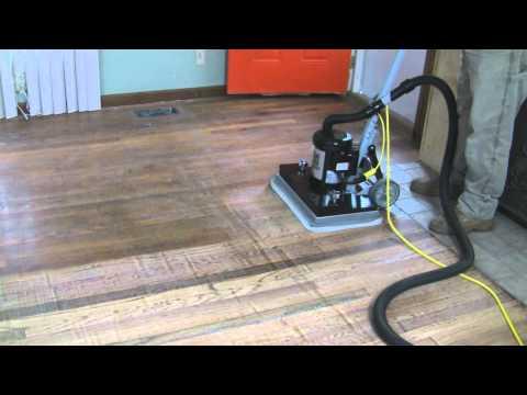 How To Wood Floor 2 Wmv Youtube