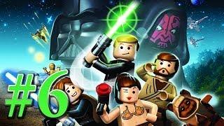 Прохождение Lego Star Wars: The Complete Saga, Возвращение Джедая (6).