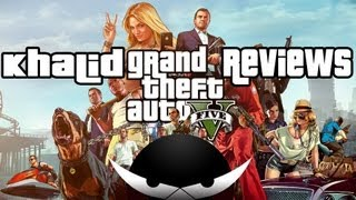Sk Productions - Grand Theft Auto V Review مراجعة جي تي ايه 5