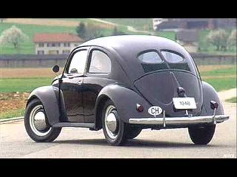 Surprisingly Shocking History Of The Volkswagen Beetle