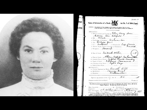 South African Genealogy: Locating Civil Death Notices