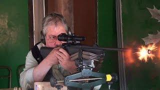 RX Helix version 7 mm Remington Magnum avec frein de bouche