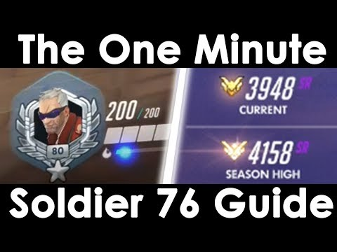 The One-Minute Soldier 76 Guide
