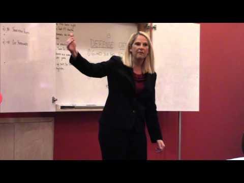 Brenda Frese Pregame Speech (12/8/15)