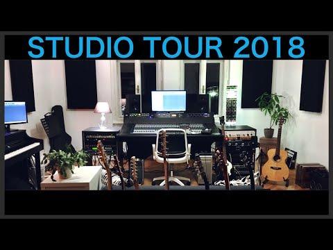Something new... | Studio Tour 2018
