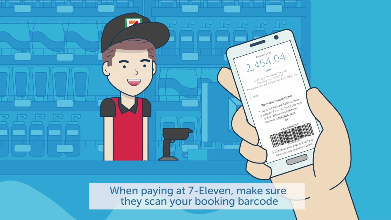 How do I pay for my Traveloka booking?