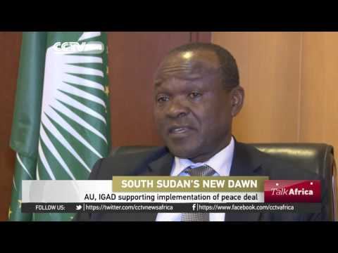 Talk Africa: New dawn for South Sudan?