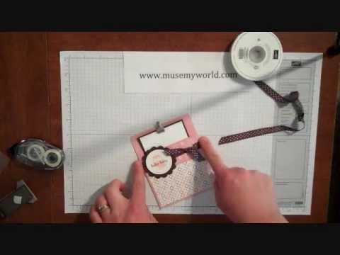 Stampin up cards baby shower pocket card youtube stampin up cards baby shower pocket card filmwisefo