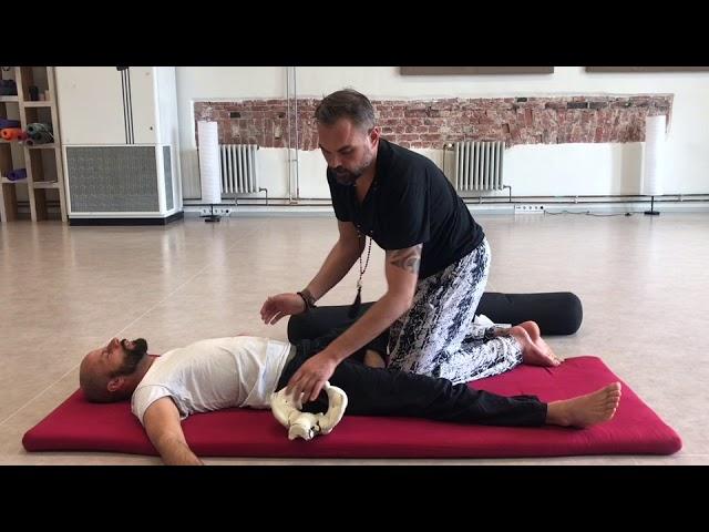 BBTRS breathwork demo session PELVIS and ROOT CHAKRA