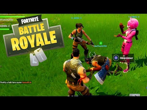 TEAM LASALLE APPREND A JOUER A FORTNITE
