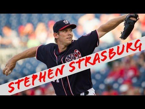 Stephen Strasburg 2017 Highlights [HD]