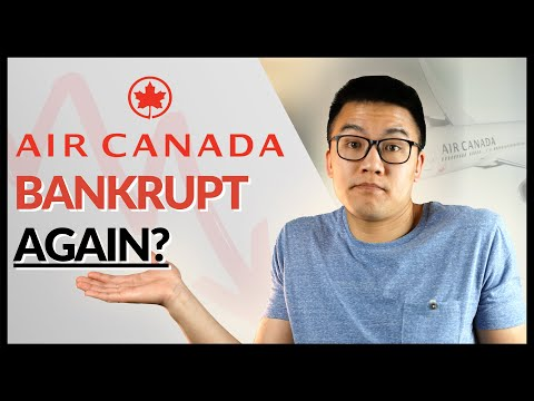 Air Canada Stock Deep Dive ANALYSIS And PROJECTION 2020-2021 | Air Canada Going Bankrupt?
