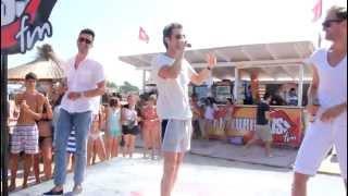 Akcent I M Sorry Live La SummerKiss Kiss In The Mix Costinesti 2012